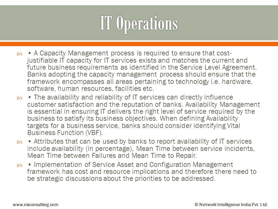 IT Operations