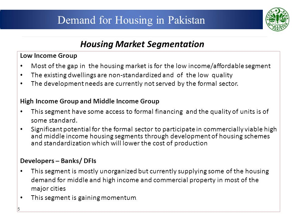 Housing Market Segmentation