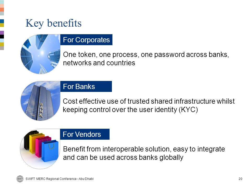 Key benefits For Corporates