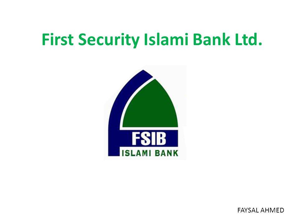 First Security Islami Bank Ltd.