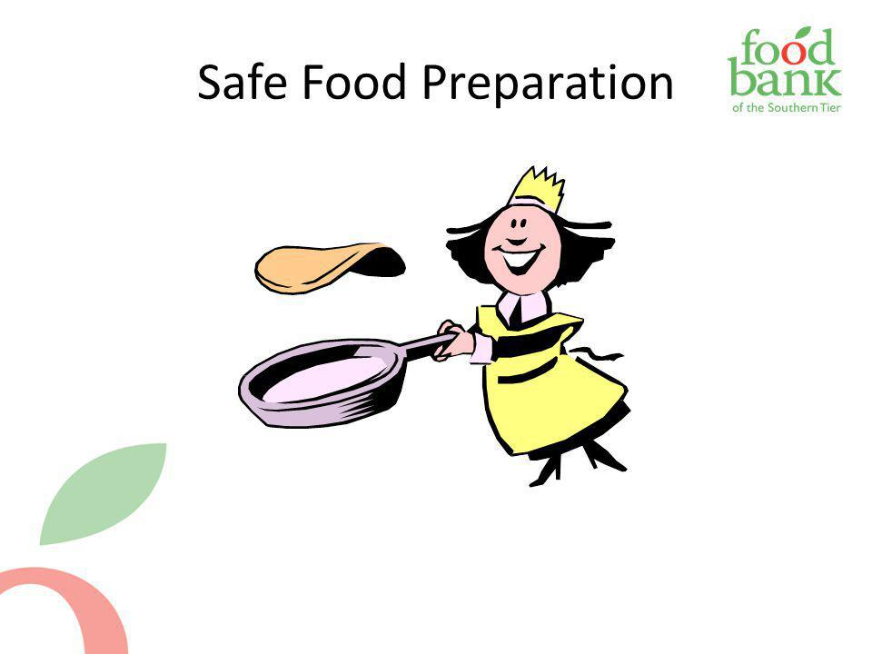 Safe Food Preparation