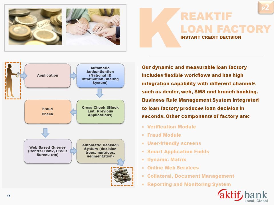 K REAKTIF LOAN FACTORY P2