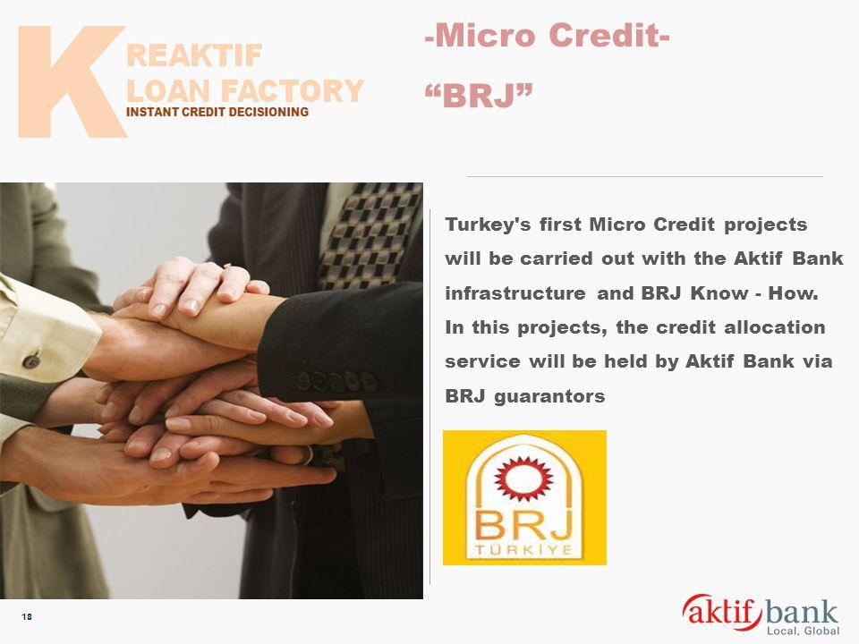 -Micro Credit- BRJ