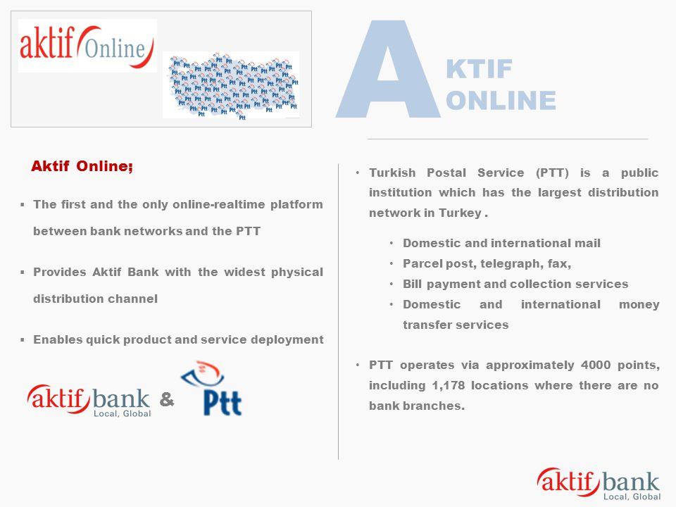 A KTIF ONLINE & Aktif Online;