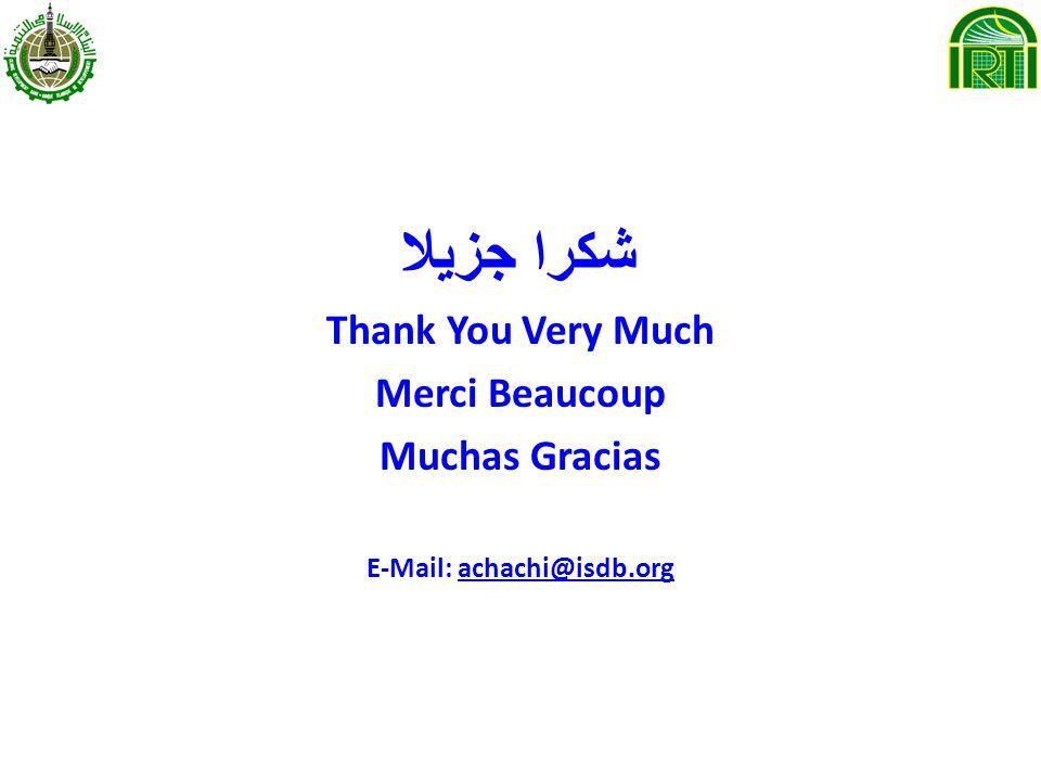 E-Mail: achachi@isdb.org