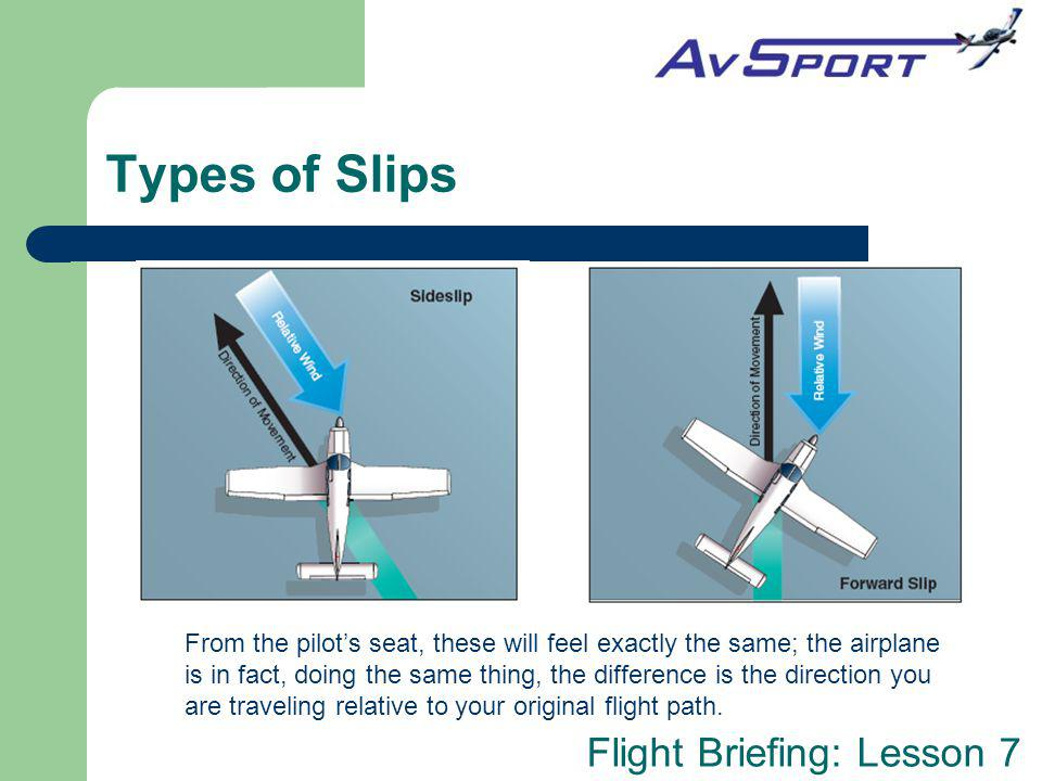 Types of Slips