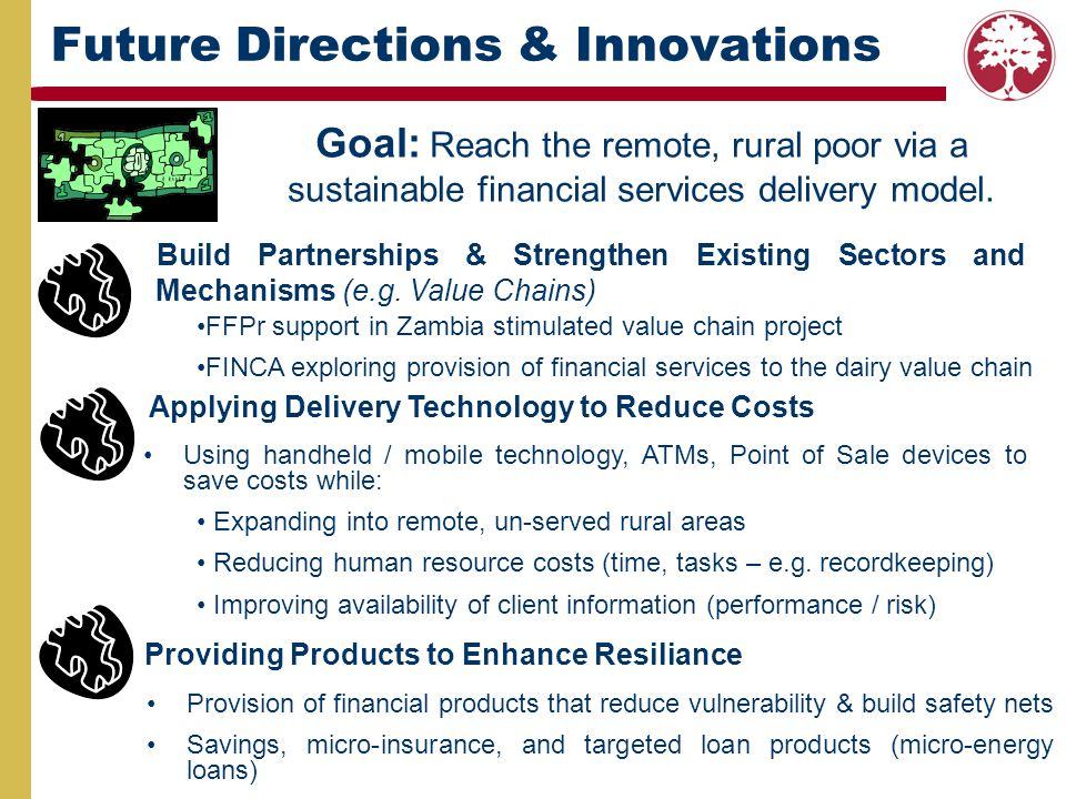 Future Directions & Innovations