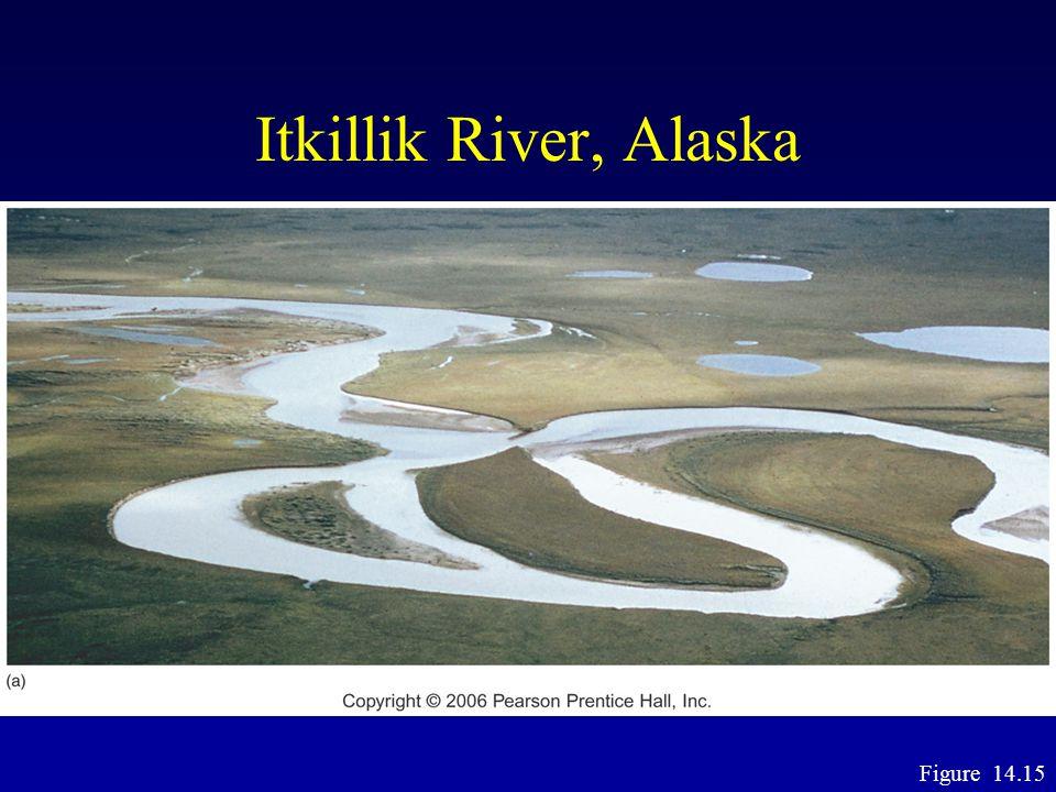 Itkillik River, Alaska Figure 14.15
