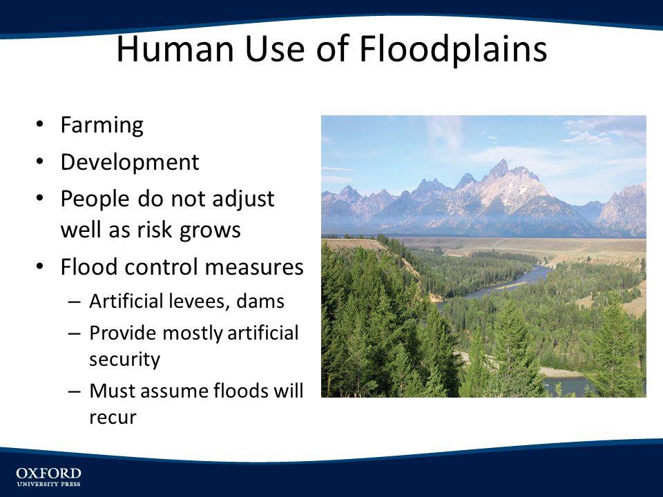 Human Use of Floodplains
