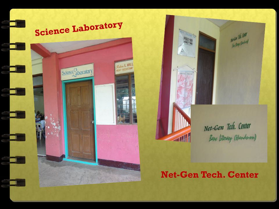 Science Laboratory Net-Gen Tech. Center
