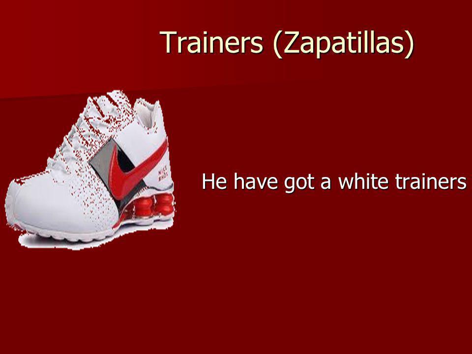Trainers (Zapatillas)