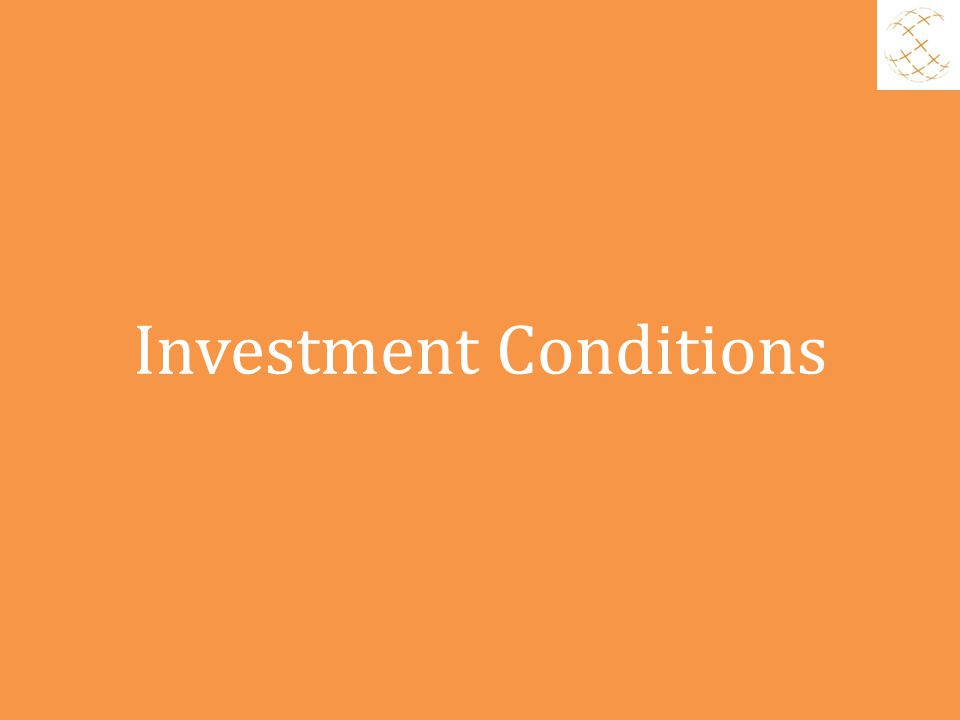 Investment Conditions