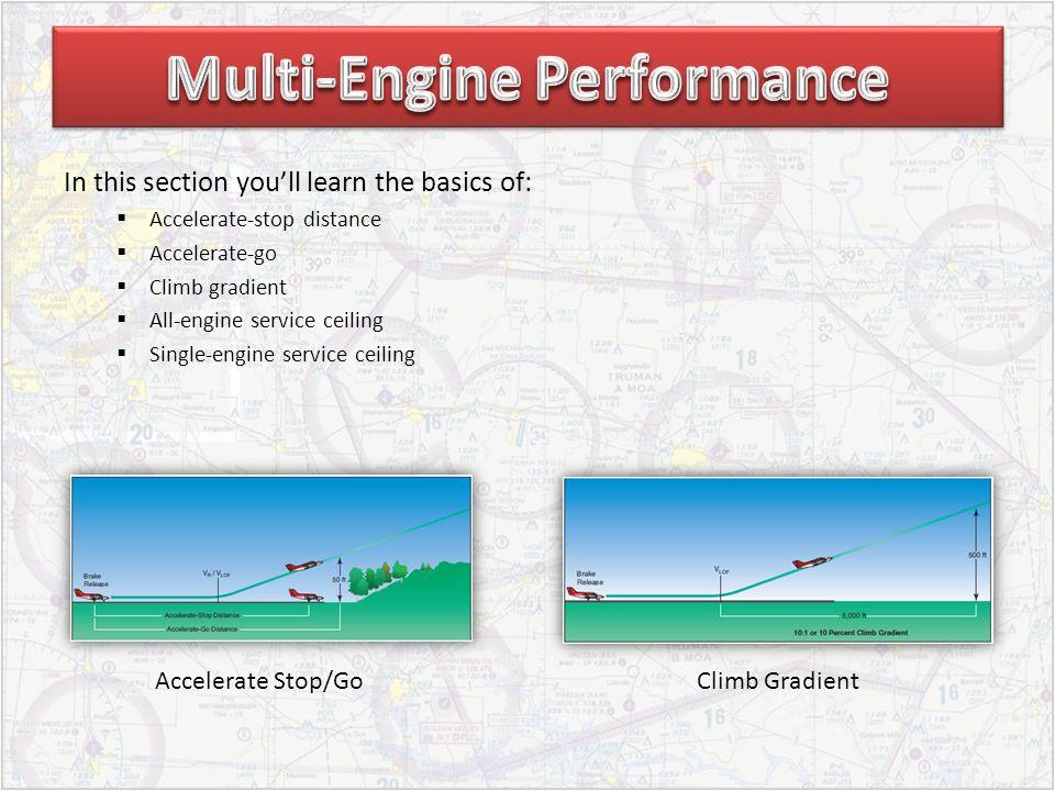 Multi-Engine Performance