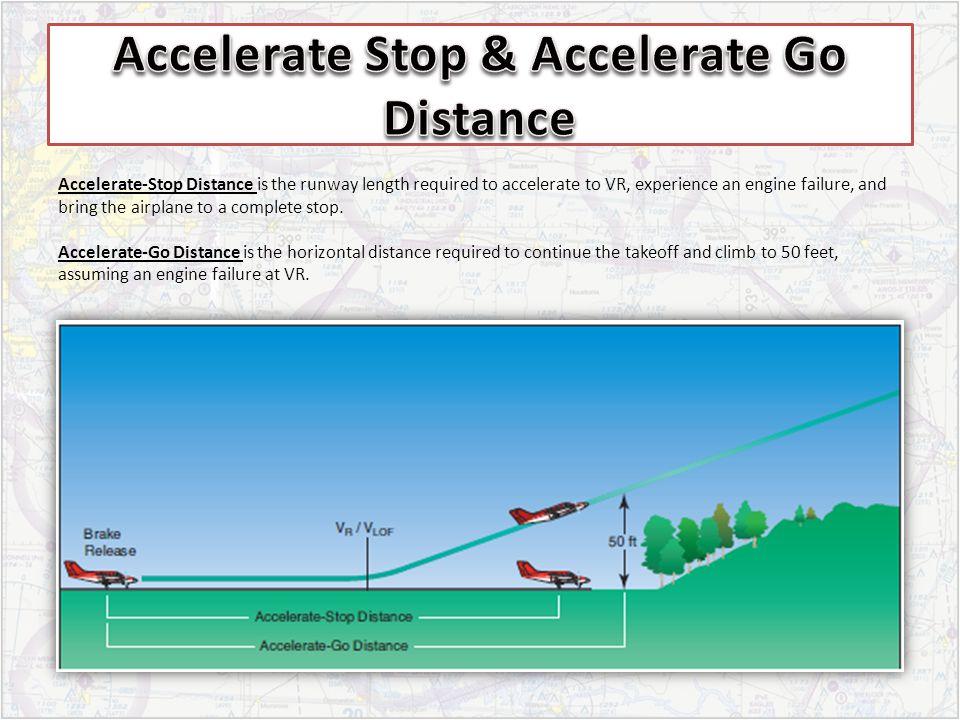 Accelerate Stop & Accelerate Go Distance