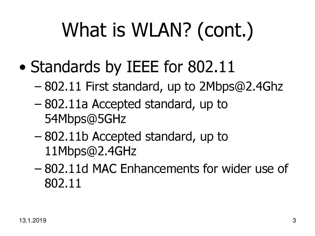 WLAN Security Antti Miettinen  - ppt download