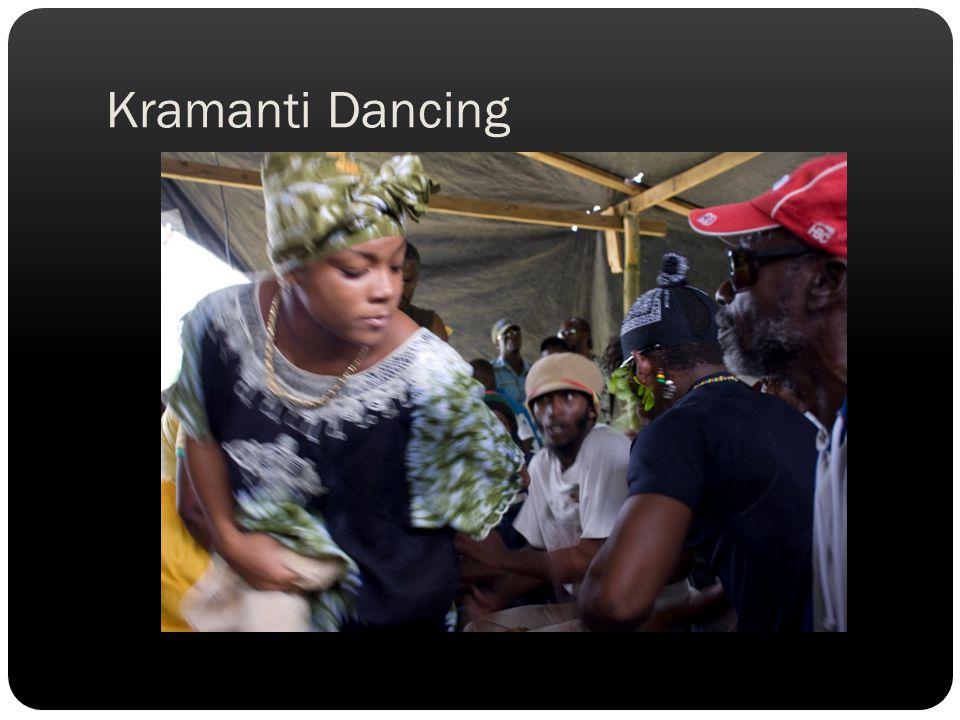 Kramanti Dancing
