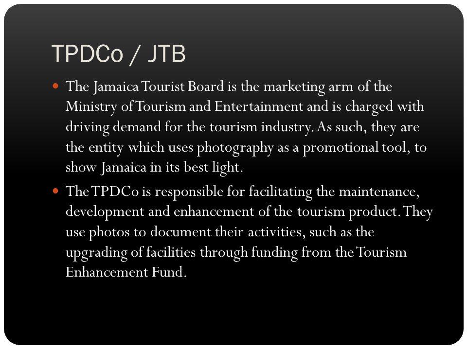 TPDCo / JTB