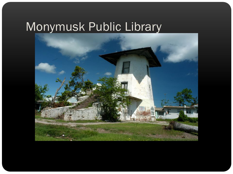 Monymusk Public Library