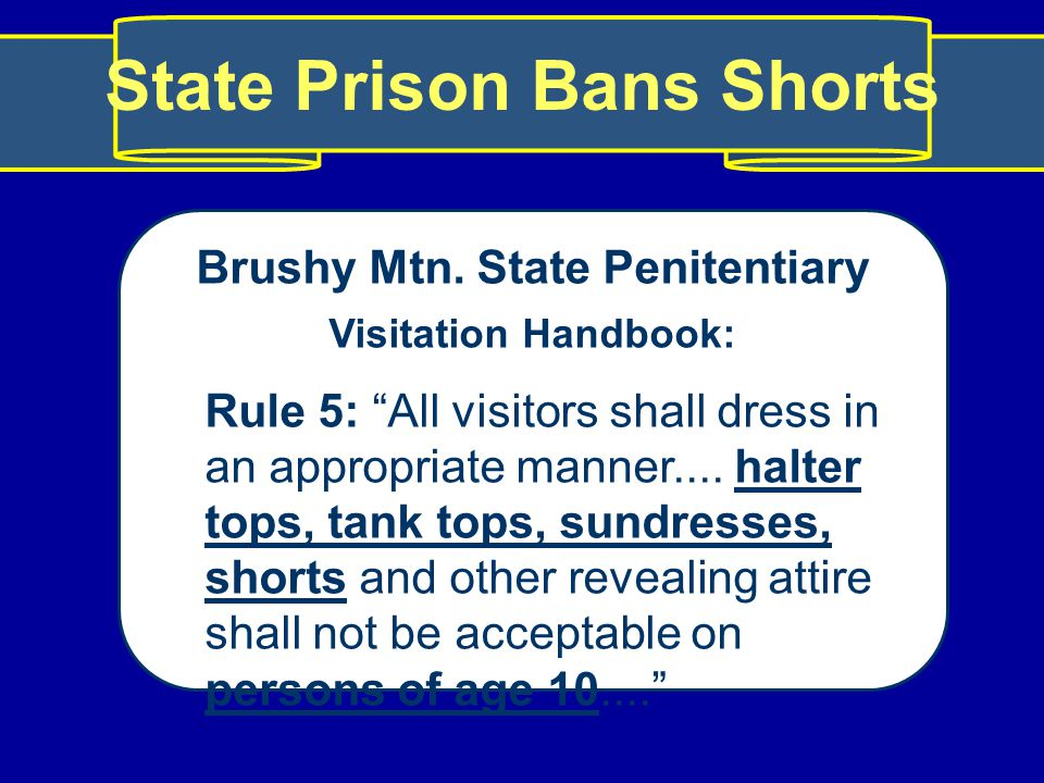 Brushy Mtn. State Penitentiary