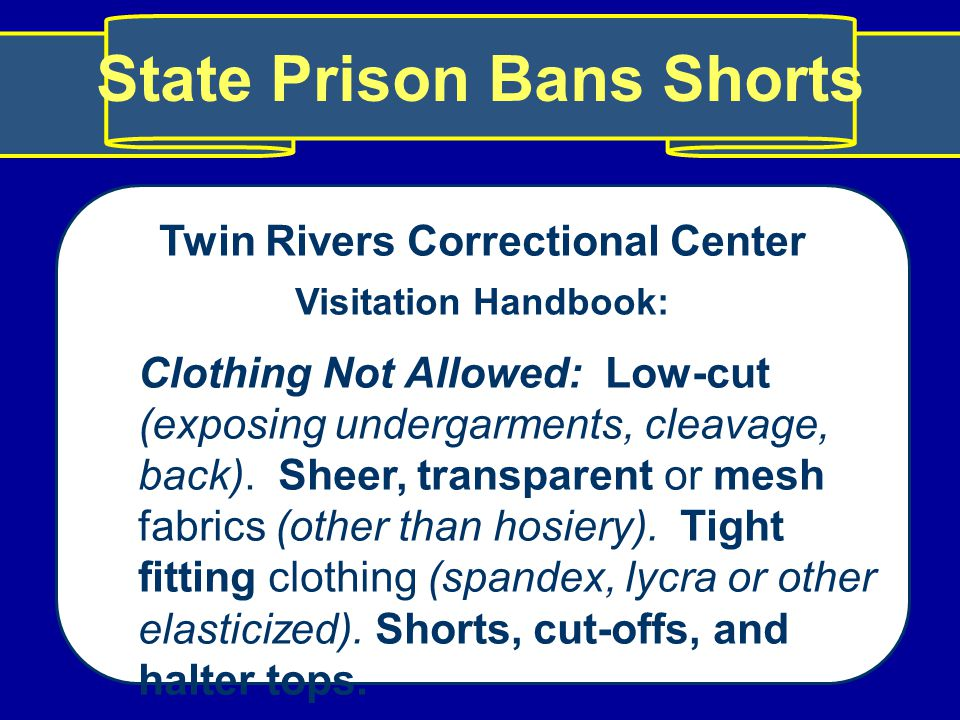 Twin Rivers Correctional Center