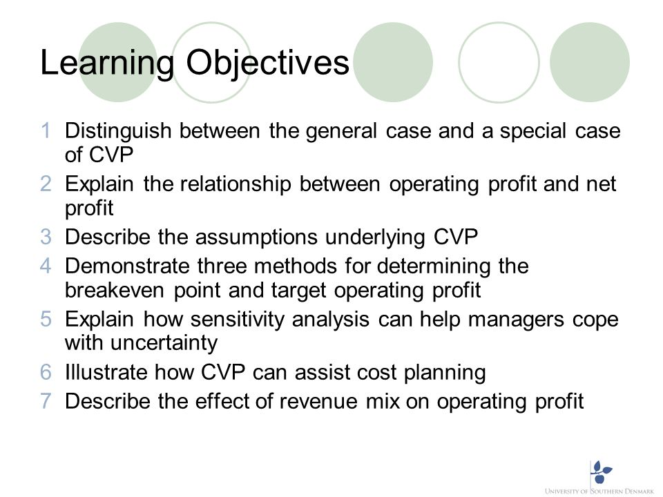 Distinguish between the general case and a special case of CVP