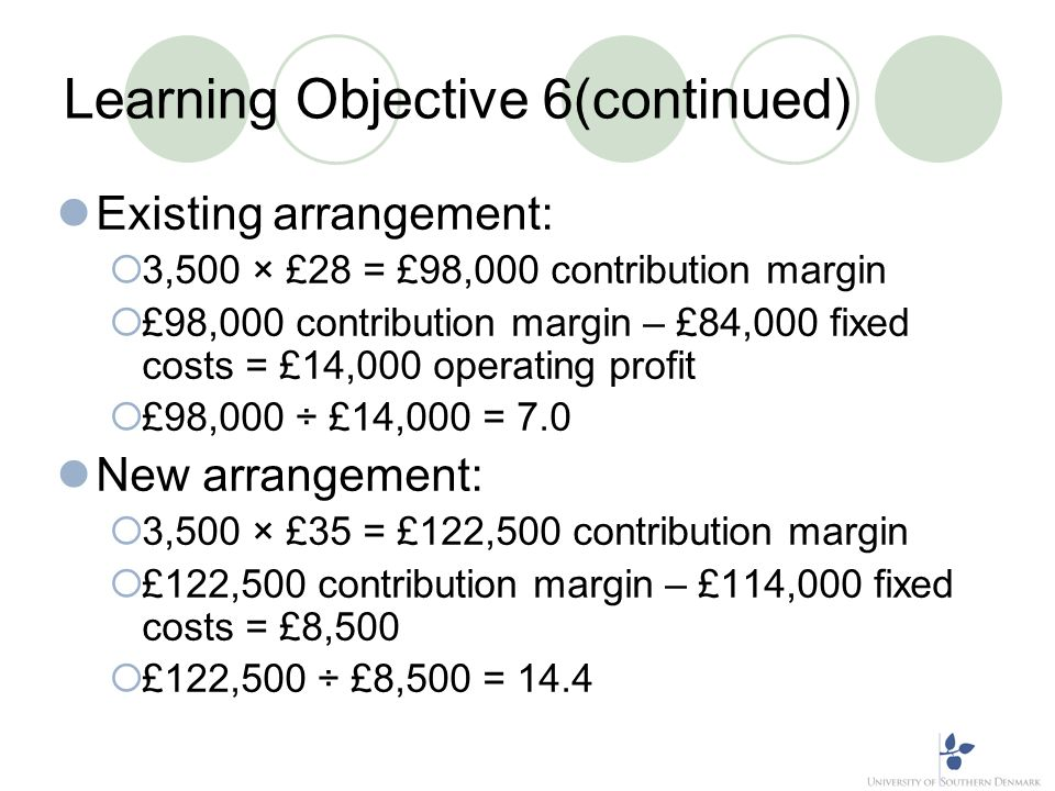 Describe the effect of revenue mix on operating profit