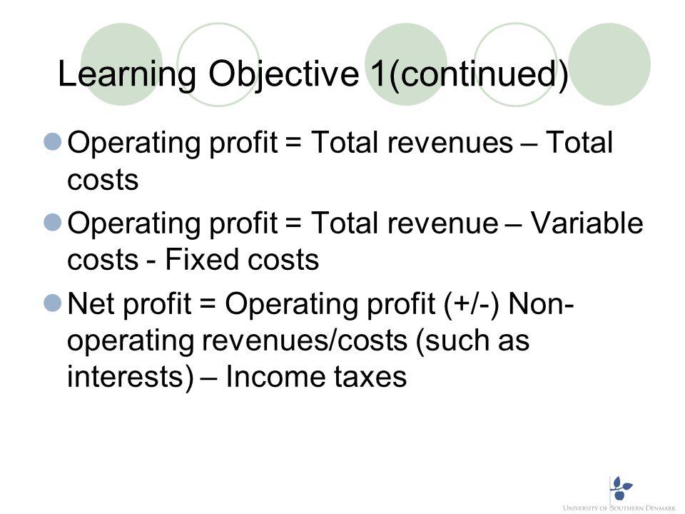 Describe the assumptions underlying CVP