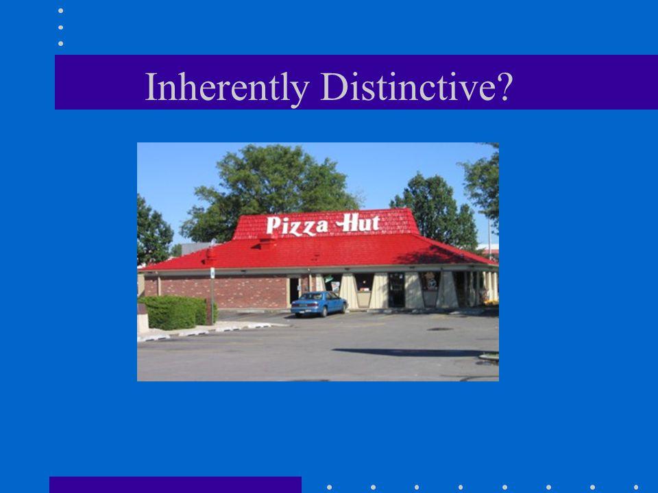 Inherently Distinctive