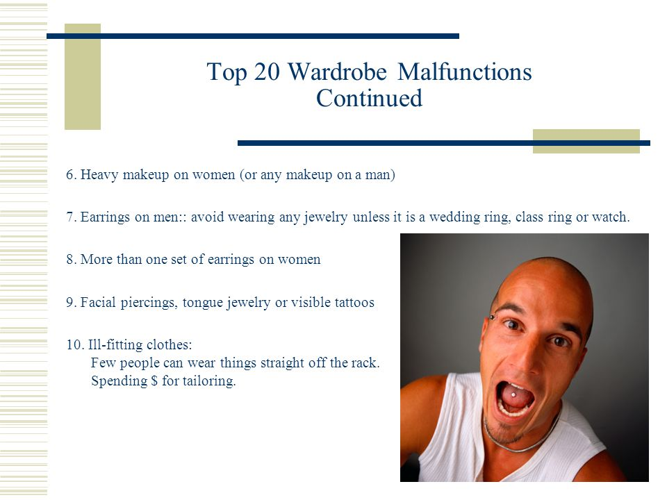 Top 20 Wardrobe Malfunctions Continued