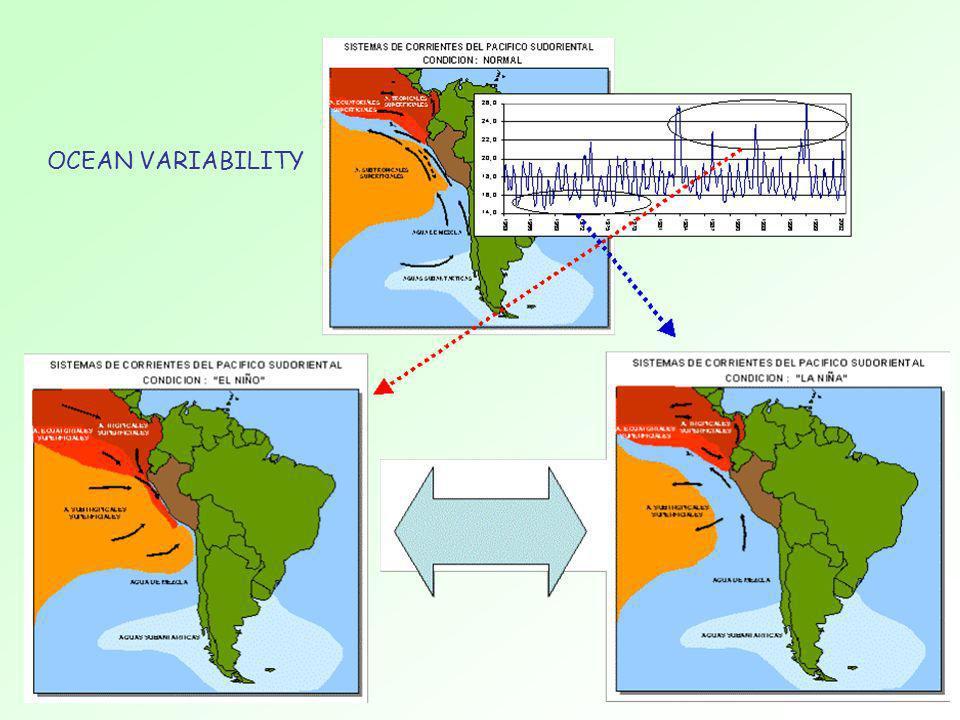 OCEAN VARIABILITY