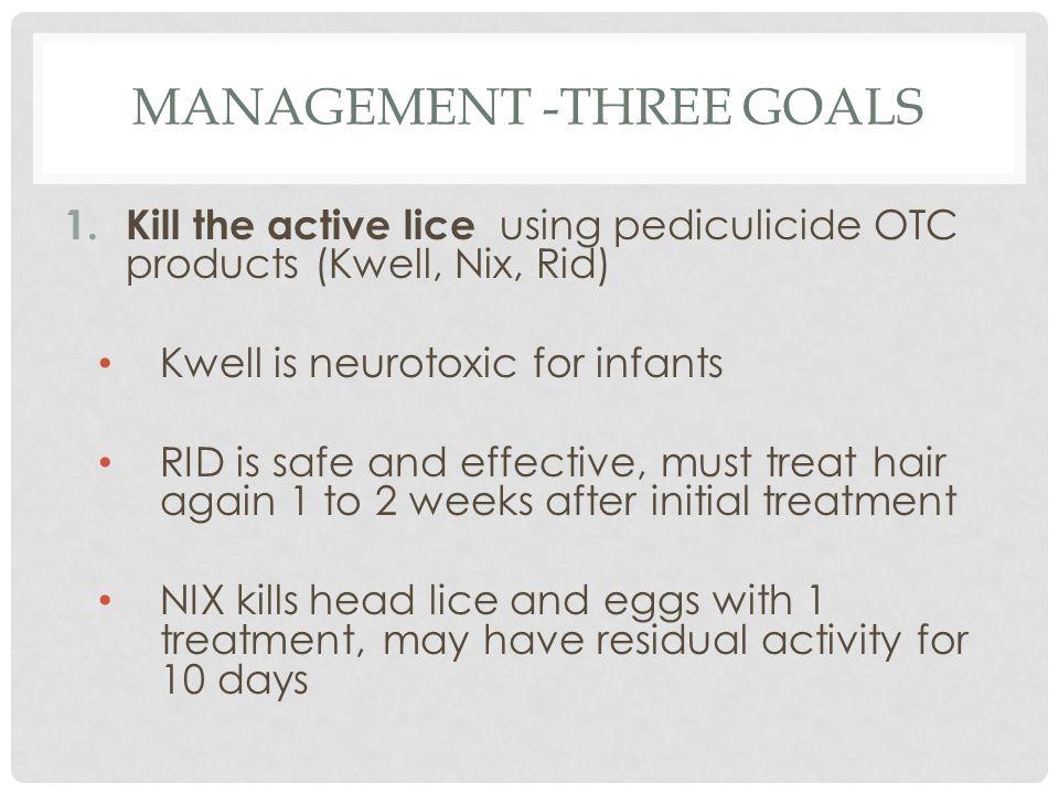 Management -three goals
