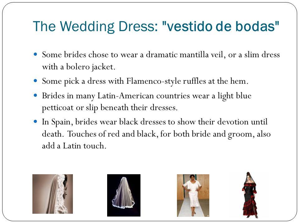 The Wedding Dress: vestido de bodas