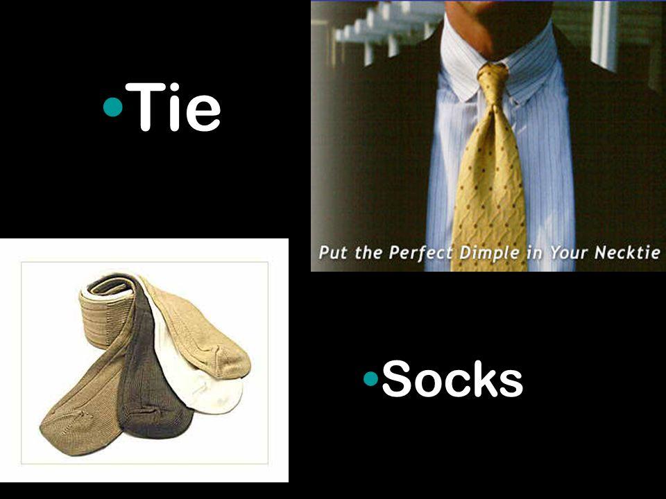 Tie Socks
