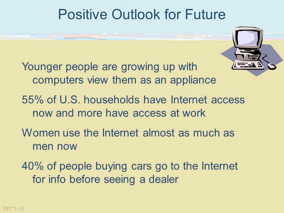 Positive Outlook for Future