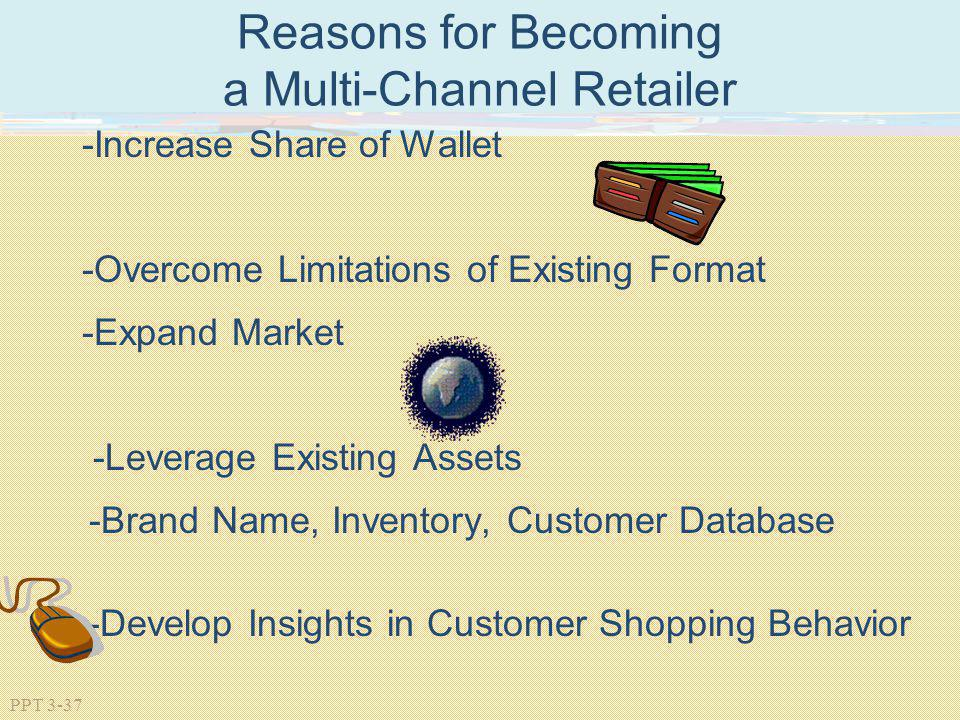Reasons for Becoming a Multi-Channel Retailer
