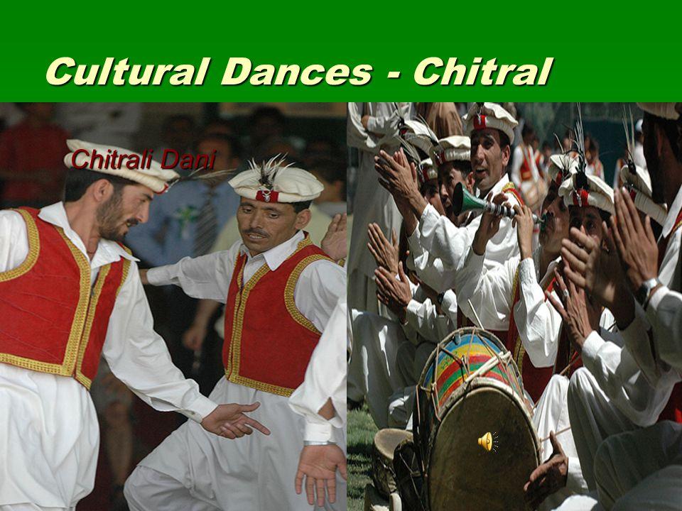 Cultural Dances - Chitral