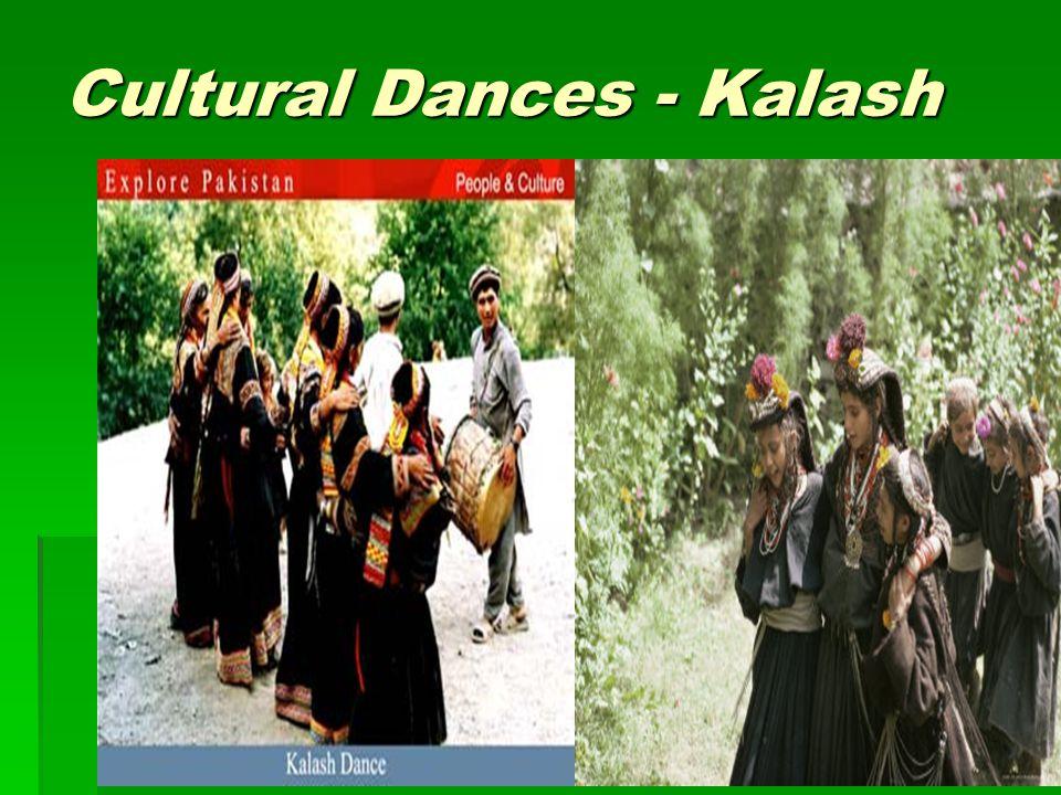 Cultural Dances - Kalash