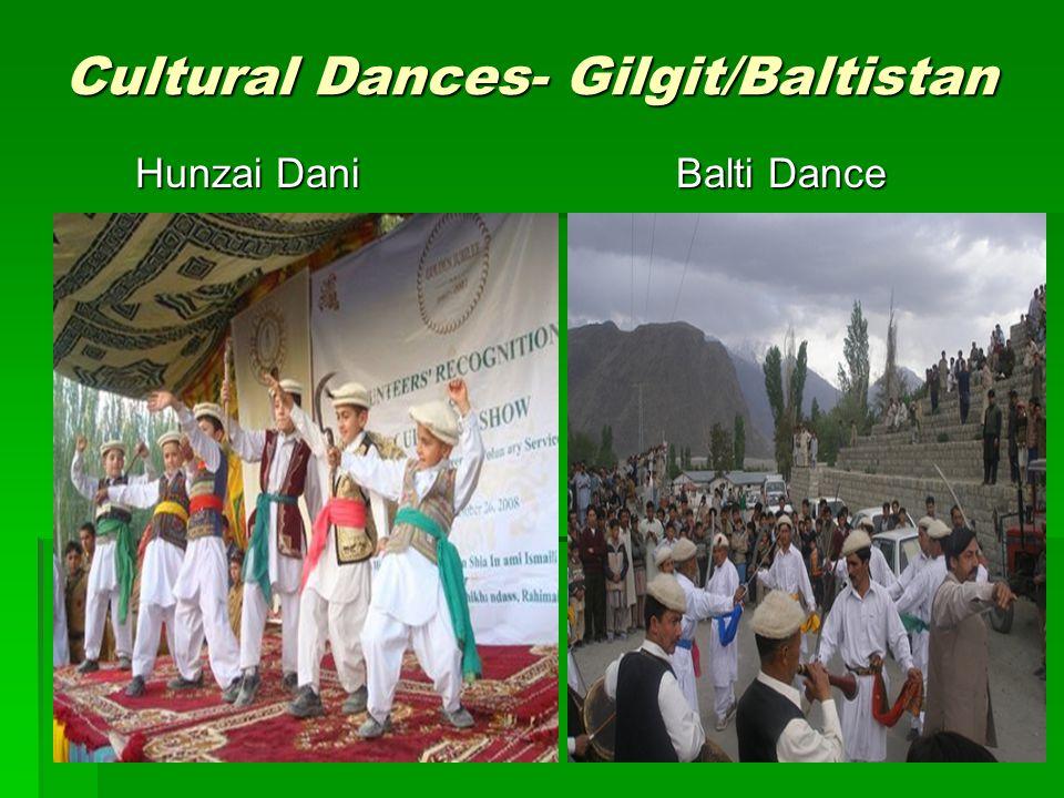 Cultural Dances- Gilgit/Baltistan