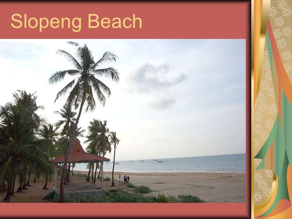 Slopeng Beach