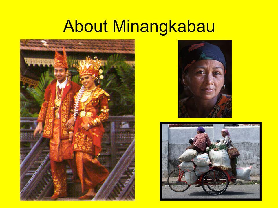About Minangkabau