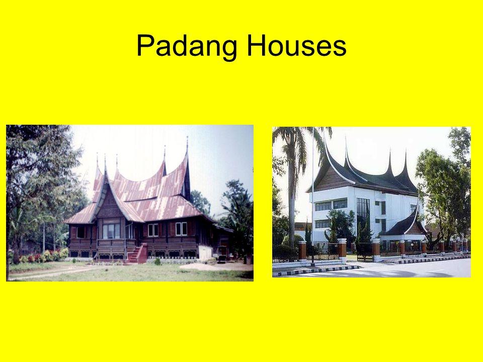 Padang Houses
