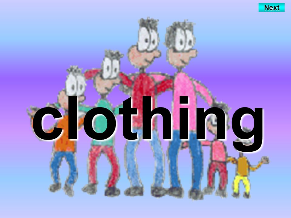 Next clothing