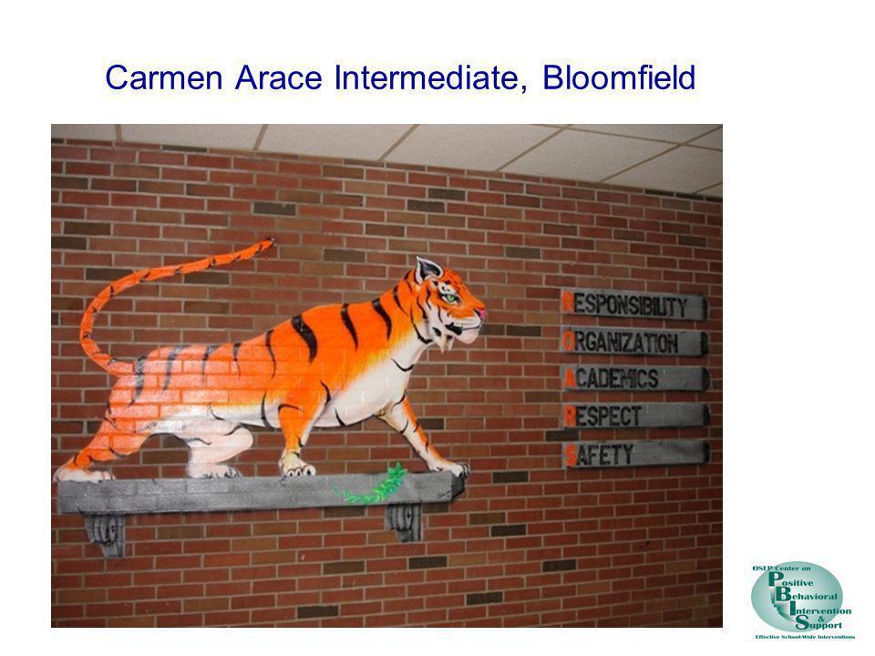 Carmen Arace Intermediate, Bloomfield