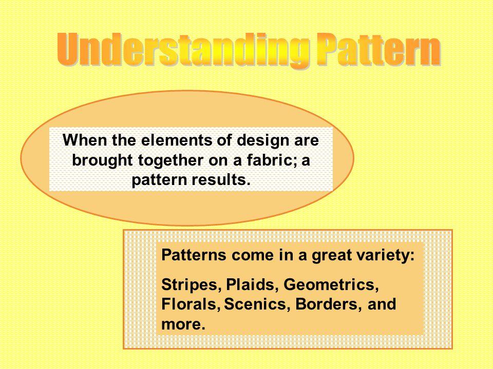 Understanding Pattern