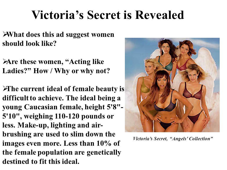 Victoria's Secret is Revealed
