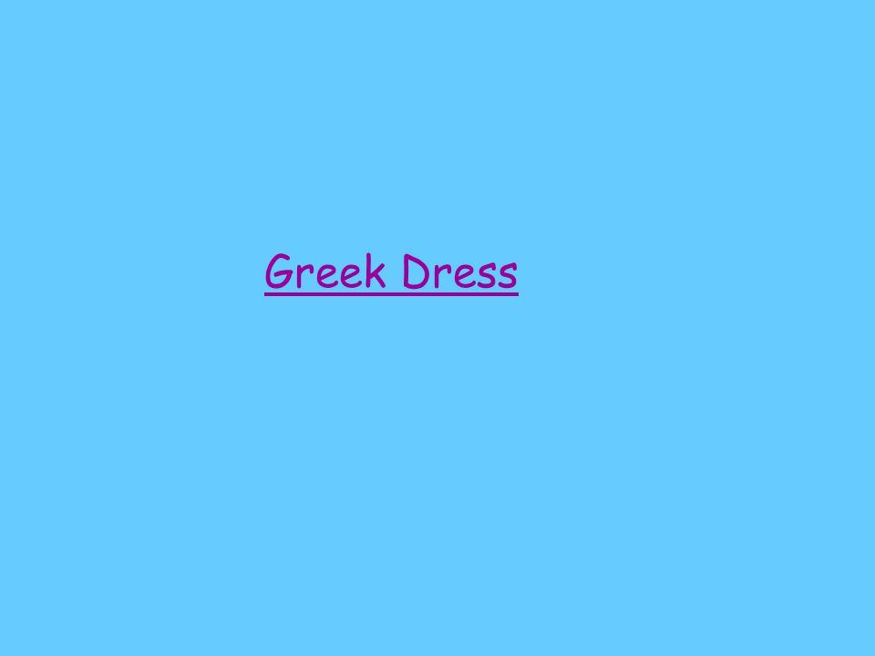 Greek Dress