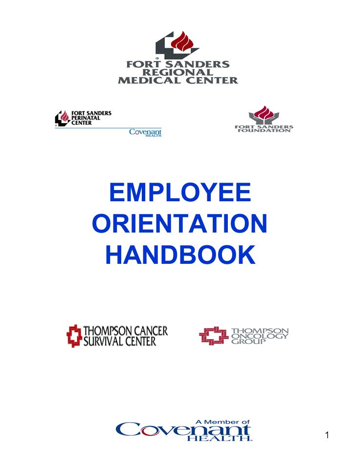 EMPLOYEE ORIENTATION HANDBOOK - ppt download