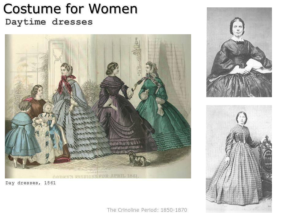 The Crinoline Period: 1850-1870