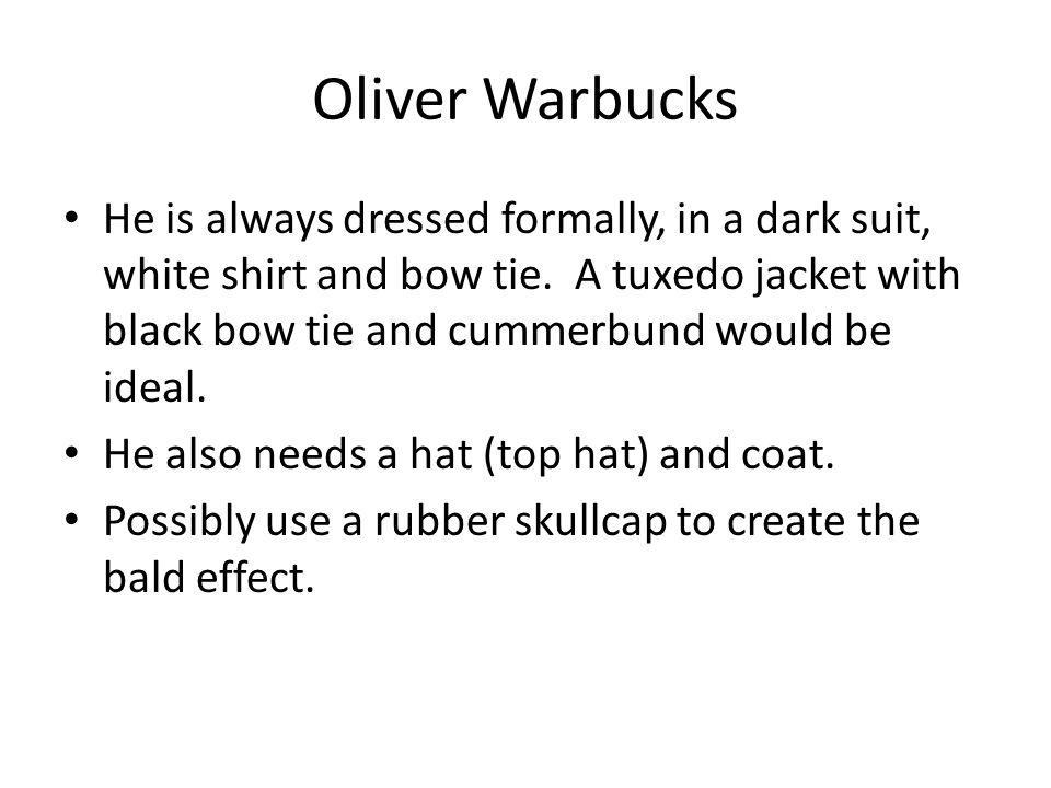 Oliver Warbucks