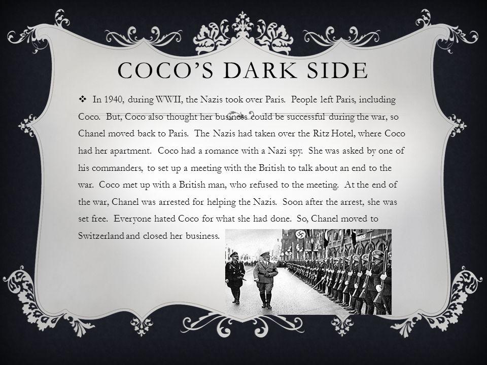 Coco's Dark Side